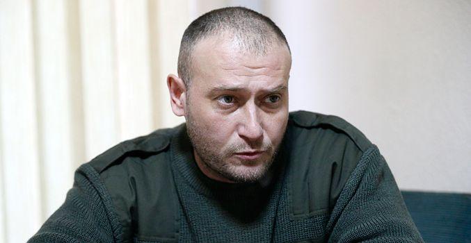 """Ярошу сподобався список """"Європейської солідарності"""", каже – там багато людей, що пройшли війну та Майдан"""