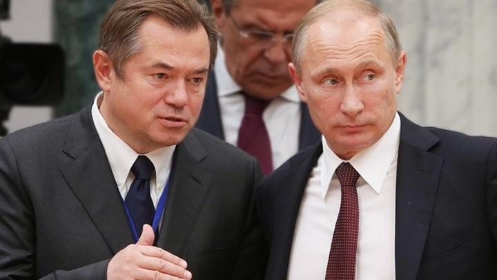 Радника Путіна із Запоріжжя звільнили