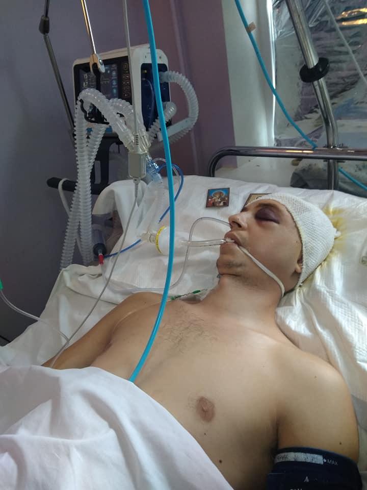 Родичі ветерана АТО, який у комі бореться за життя, поскаржилися на лікарів
