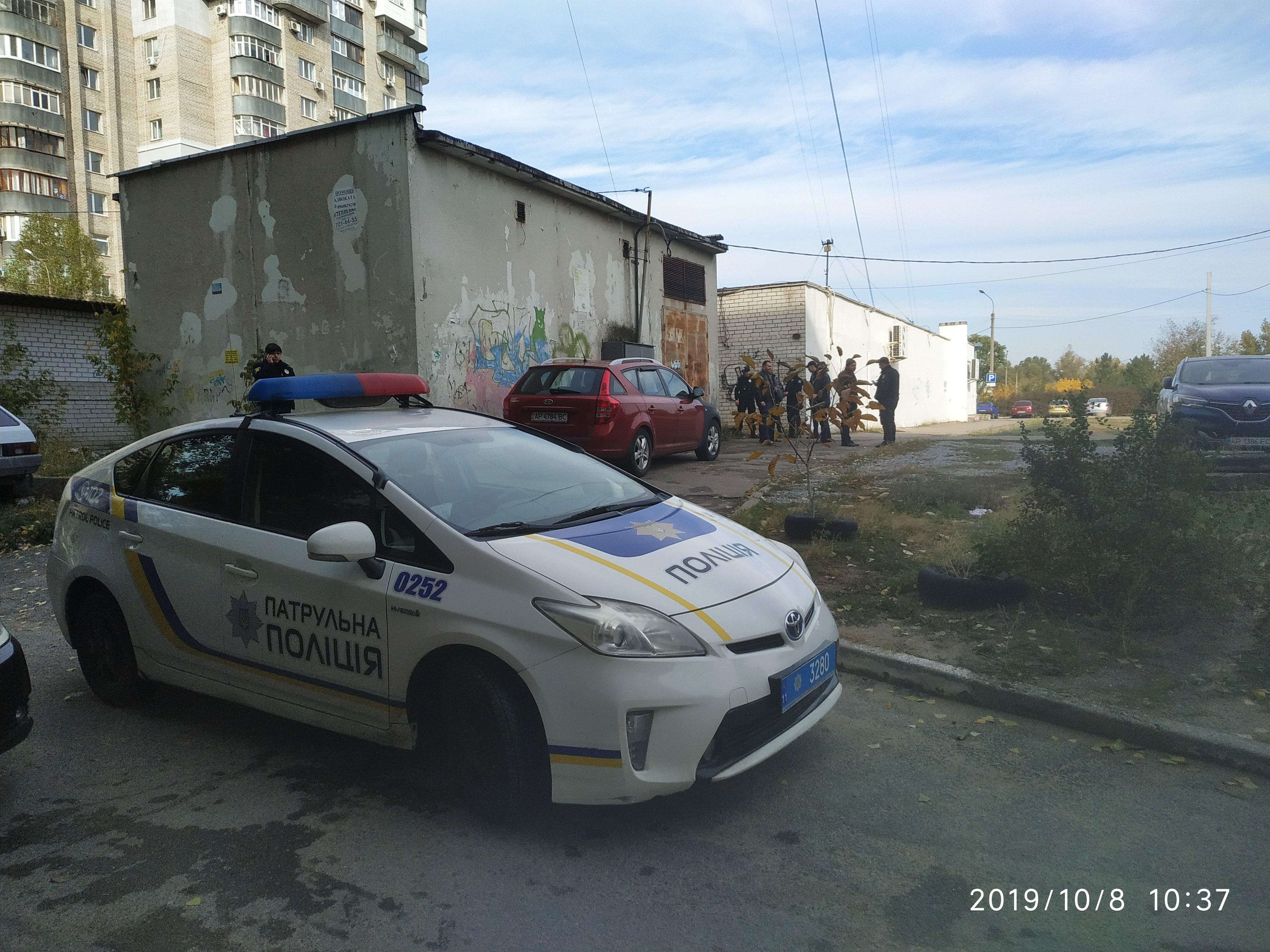 У посадці спального району Запоріжжя напали на жінку – фото