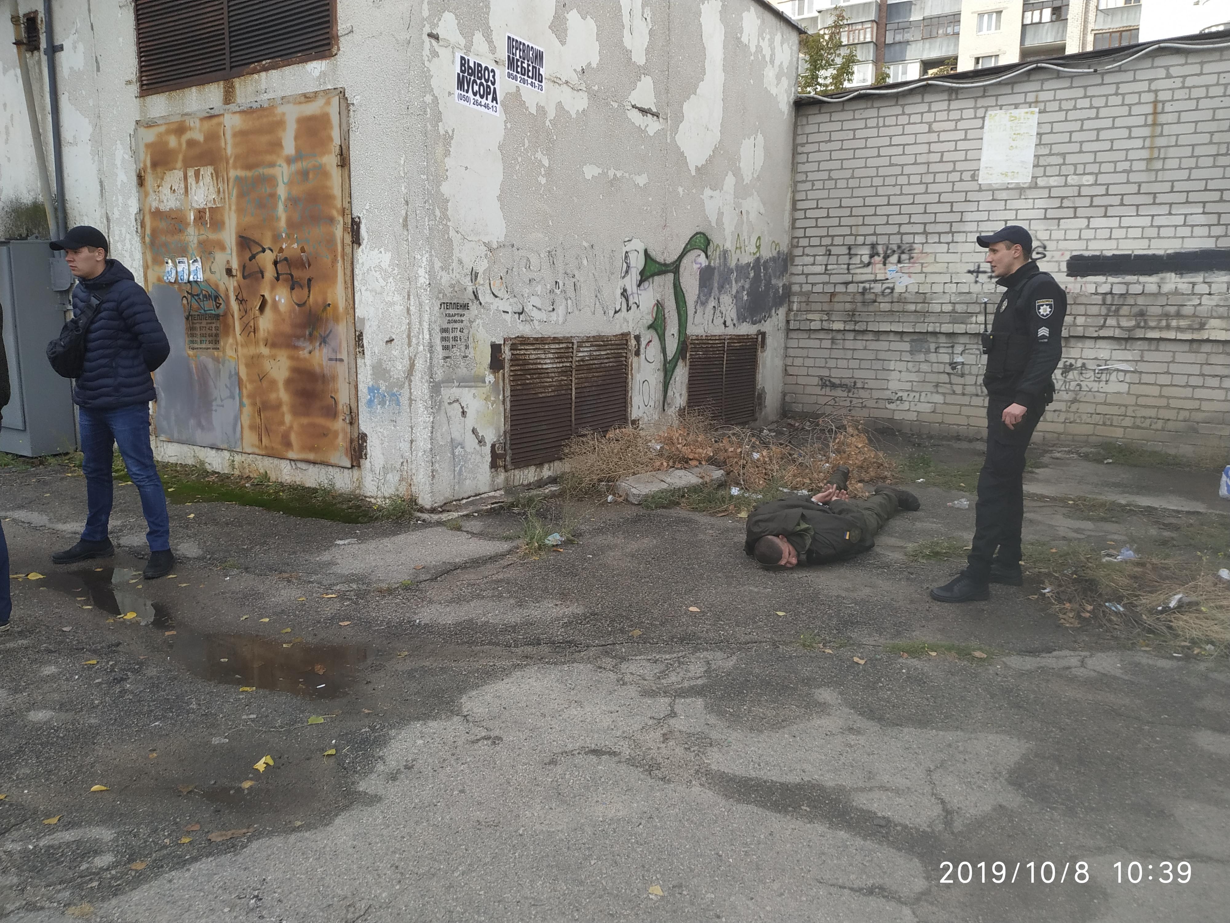Вранці у Запоріжжі військовослужбовець ледь не зґвалтував 2 жінок