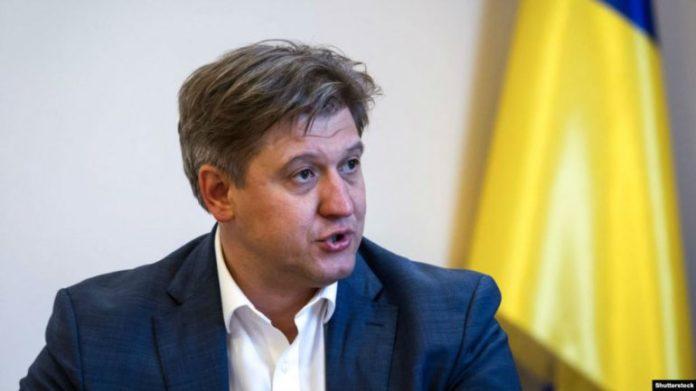 Данилюк заявив, що причиною його звільнення є темні наміри команди
