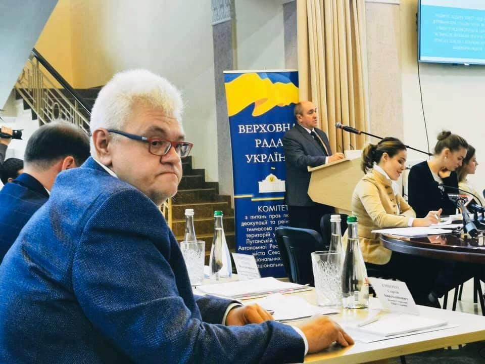 Екскомік Сергій Сивохо зробив першу заяву на посту радника секретаря РНБО – Соцмережі