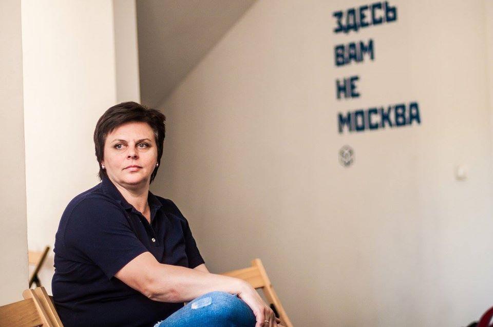 «На 100% водою запоріжців забезпечує лише р. Дніпро. Чи варто казати, що ми маємо її оберігати?», – Ірина Пірогова