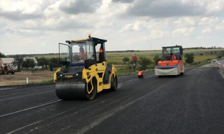 На ремонт траси Н-30 Василівка-Бердянськ виділять 560 мільйонів гривень