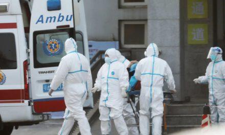Коронавірус поширюється, 41 особа померла, 237 у важкому стані