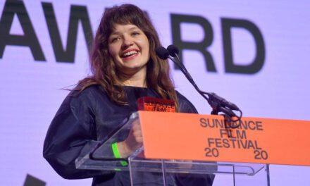 Українська режисерка отримала нагороду на американському кінофестивалі Sundance