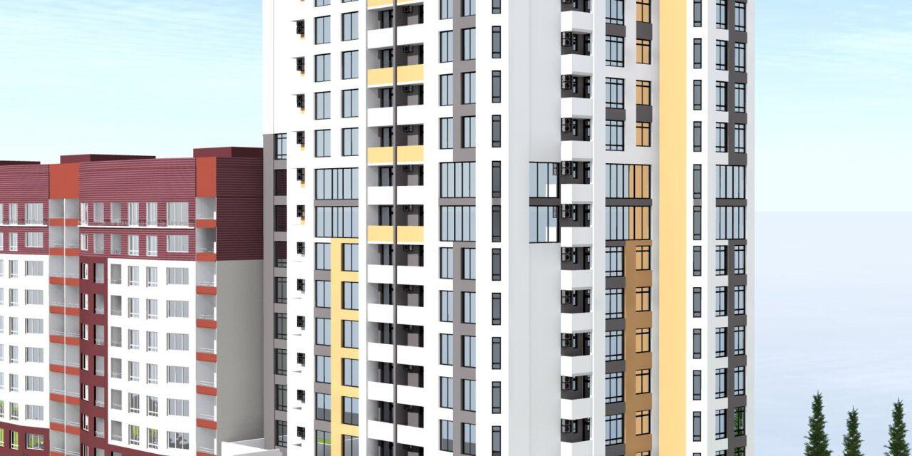 Будівельна компанія в Запоріжжі оголосила акцію на покупку житла в шикарному ЖК