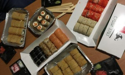 Неожиданный поворот с доставками суши в Запорожье