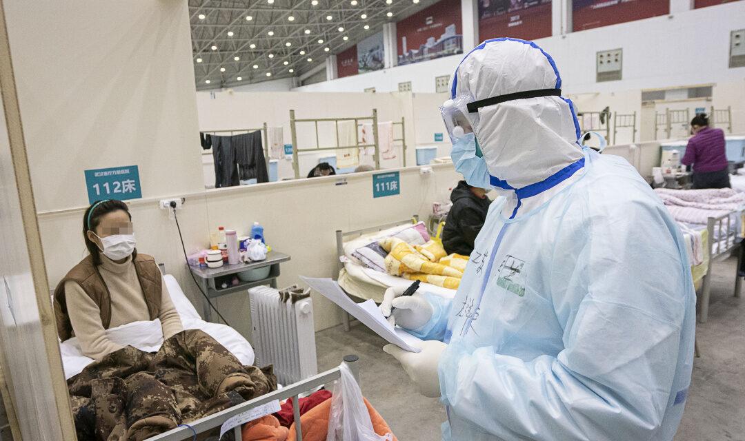 В Україні з'явився перший протокол лікування заражених COVID-19