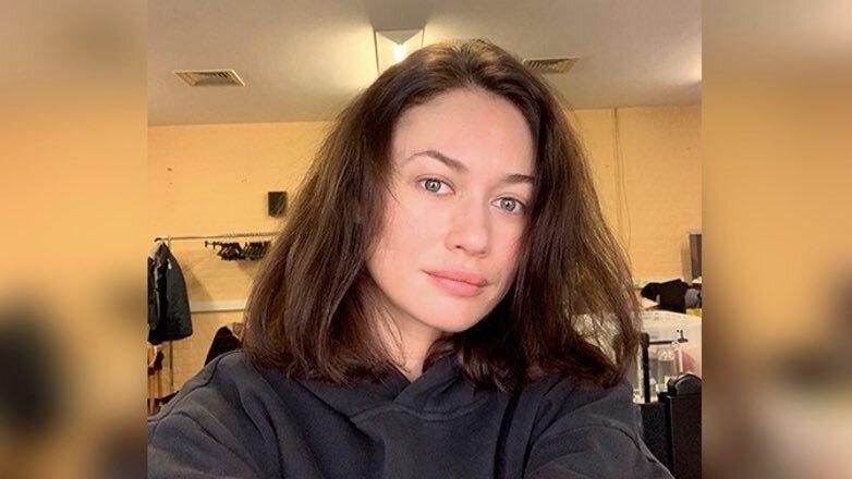 Акторка Ольга Куриленко повідомила що одужала