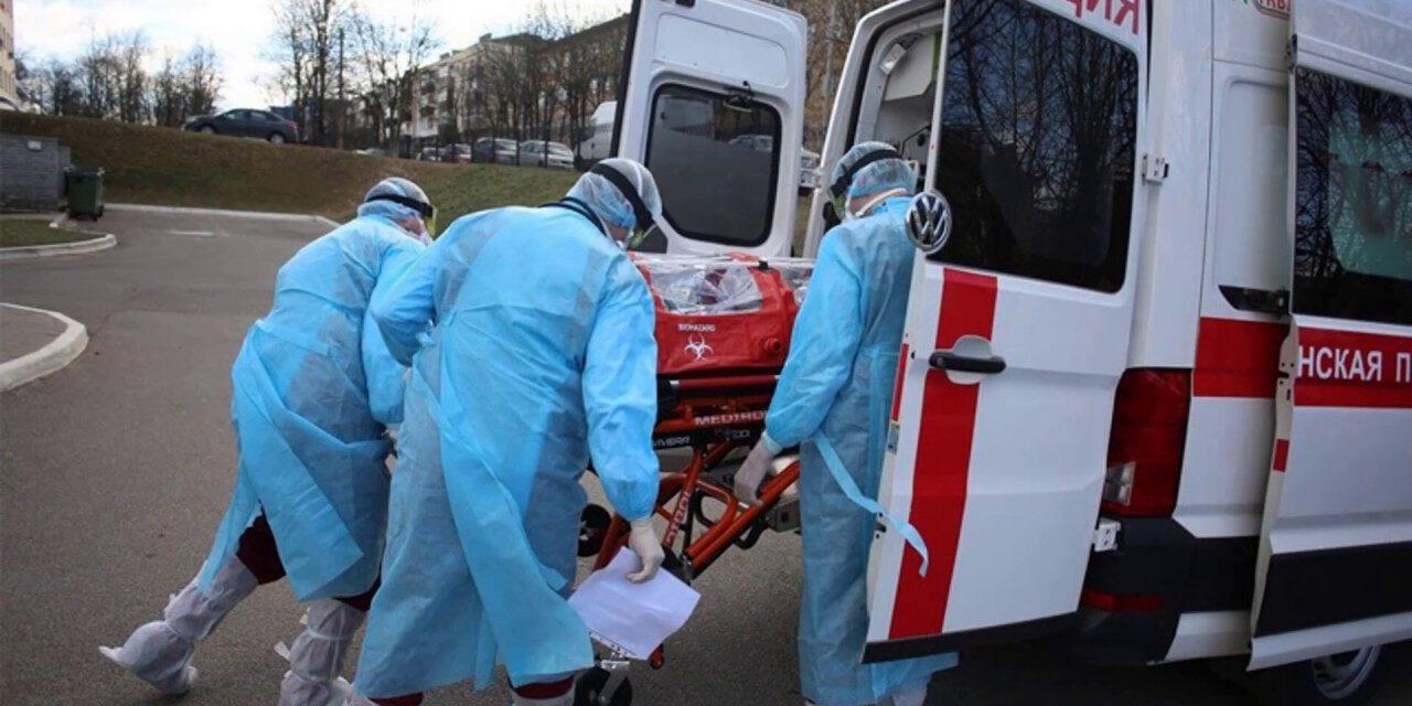 За добу від COVID-19 померло 7 осіб, нових заражень 206