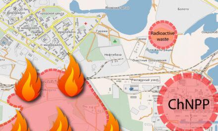 Ситуація критична: в Чорнобильській зоні вогонь наближається до радіоактивних сховищ