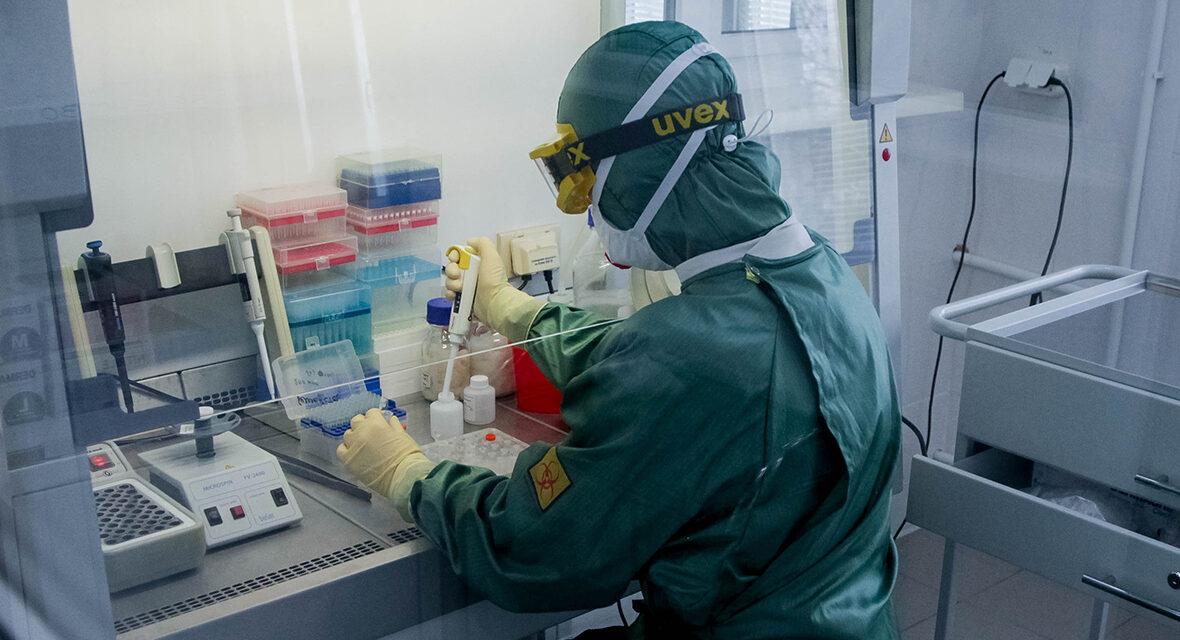 За добу від коронавірусної хвороби в Україні померло 12 осіб