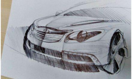 У мережі показали макет нової моделі українського автомобіля