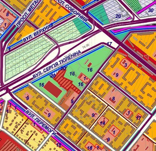 У Запоріжжі обійшли Генеральний план, щоб віддати землю під забудову – схема