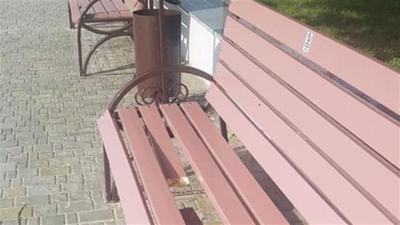 У Запоріжжі розгулялися вандали, зруйнували декілька малих об'єктів