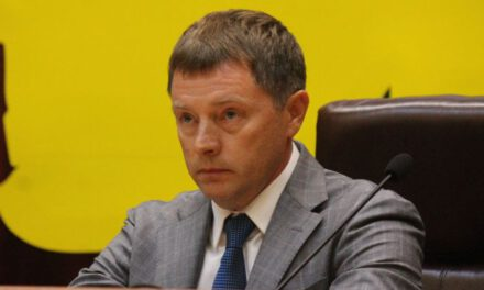 Ефективність Віталія Туринка на посту голови Запорізької ОДА оцінили – друга позиція з кінця