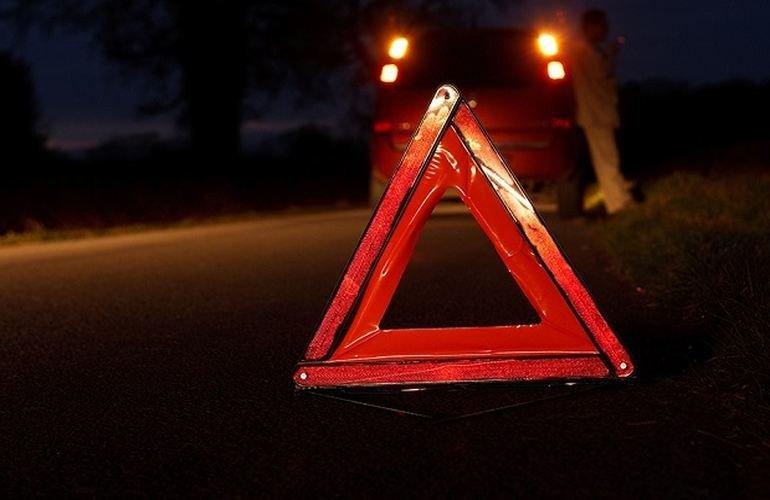 У Запоріжжі трапилася ДТП з вибухом, двоє людей загинули – відео