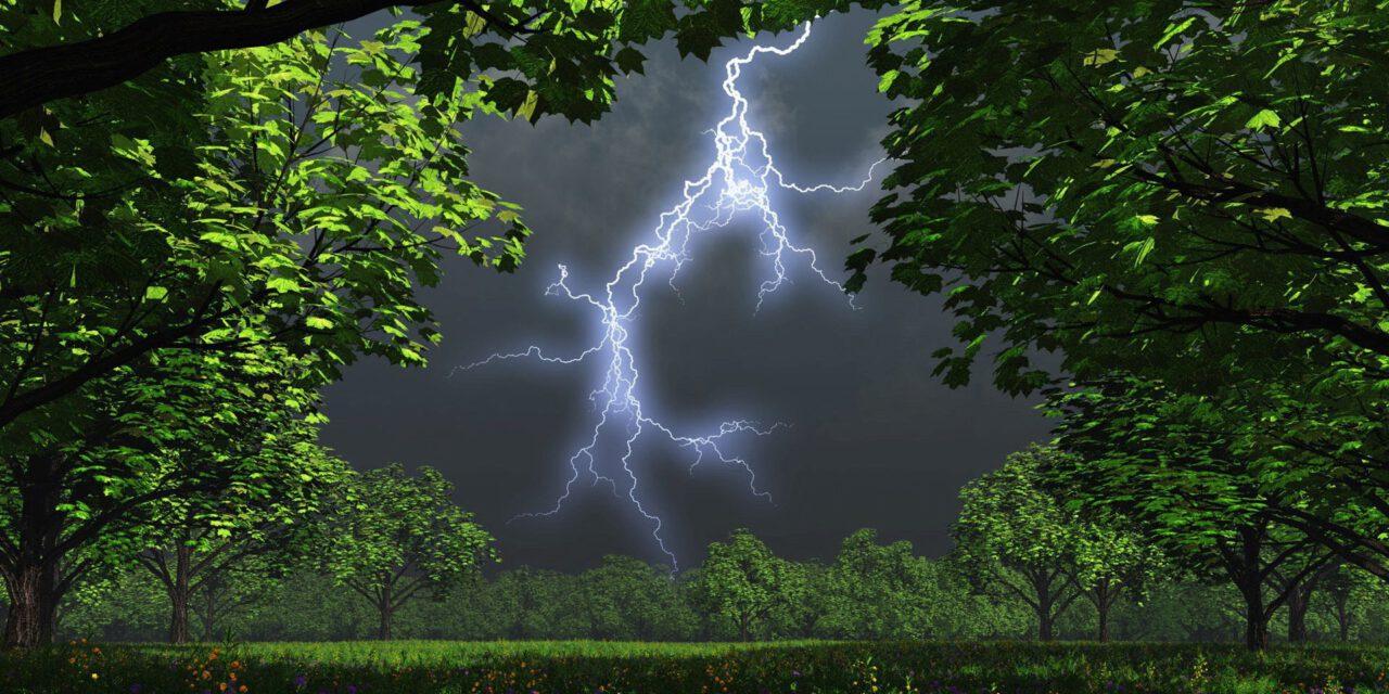 Для Запорізького регіону сьогодні прогнозують грози та шквали