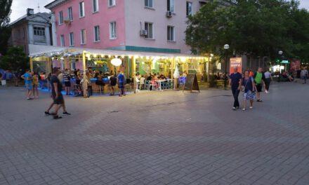 У запорізькому Бердянську в час пандемії кафе працює без води та власного туалету