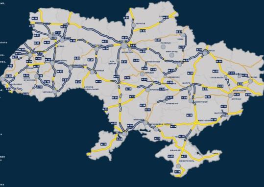 На дорогах України збільшилася кількість засобів вимірювання швидкості – карта