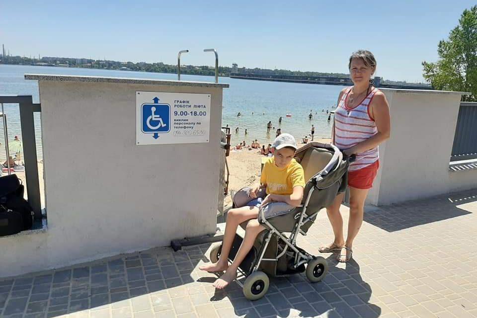 Міський голова Запоріжжя розпорядився провести службове розслідування стосовно реконструкції пляжу