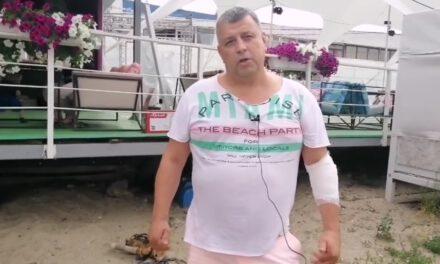 Забруднення Дніпра фекаліями в Запоріжжі, власник закладу прокоментував ситуацію