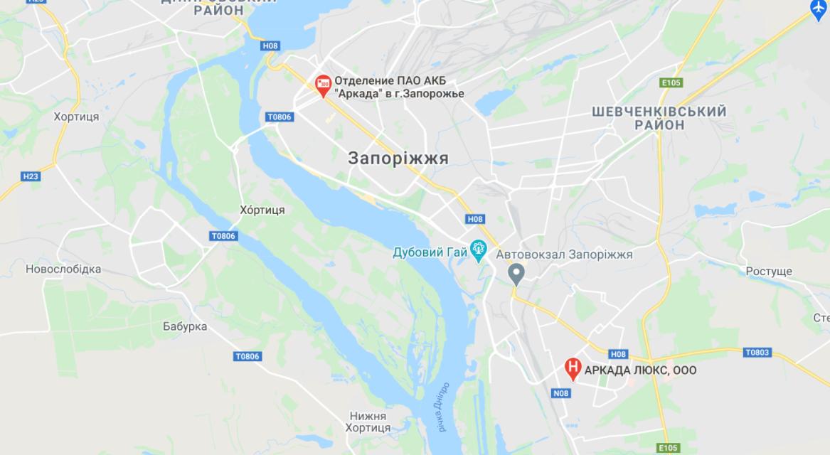 Банк, який має філіали в Запоріжжі визнано проблемним
