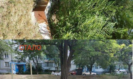 Мешканці Запоріжжя не дочекалися реакції влади і виправили ганебну ситуацію самостійно – фото