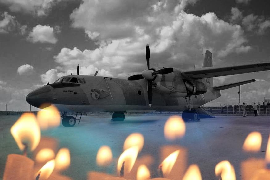Міністерство оборони усунуло сімох посадовців після аварії літака Ан-26