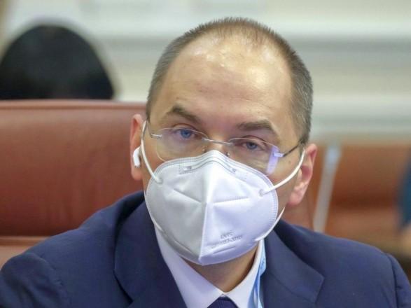 Міністр Степанов заявив, що хоче посилювати карантин в країні