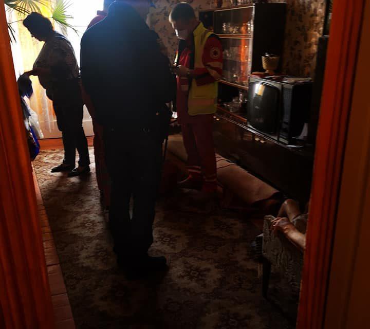 Побита власним племінником у Запоріжжі старенька бабуся померла