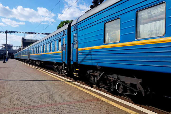 Відсьогодні відкрито продаж залізничних квитків, які були недоступними через епідемію