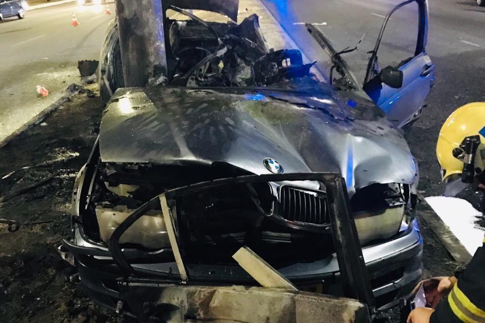 Смертельна ДТП у Запоріжжі в якій згоріли марокканські студенти: поліція з'ясувала нові обставини