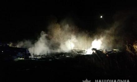 На борту літака, що впав було 23 людини, МВС повідомляє про 20 загиблих