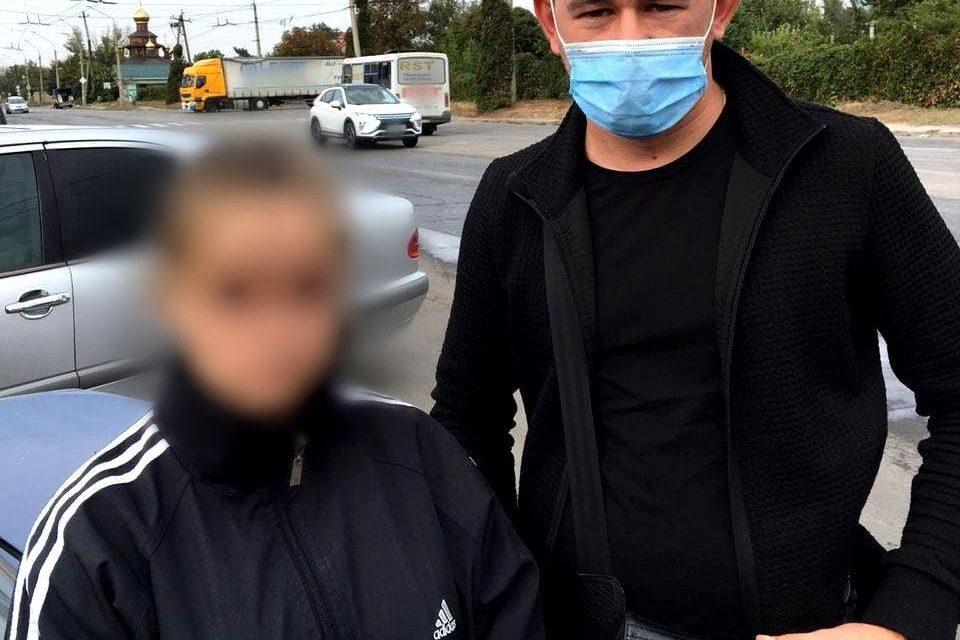 Після 24-годинної пошукової операції у Запоріжжі знайшли дівчинку-підлітка