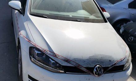 Два тижні тому на Запоріжжі зник чоловік, знайшли його скривавлене авто