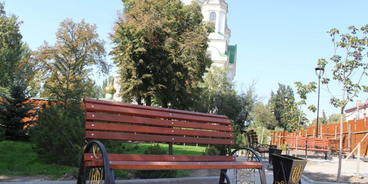 Міська влада Запоріжжя показала як проходить реконструкція скверу піонерів – фото