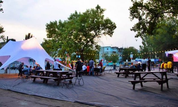 """""""Zaporizhzhia Public Space"""": чому суспільний простір такий важливий для громадських організацій ?"""