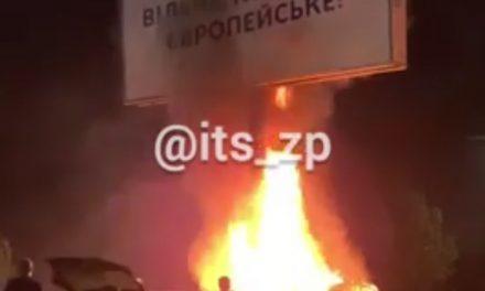 На Набережній у Запоріжжі жахлива аварія з жертвами – відео