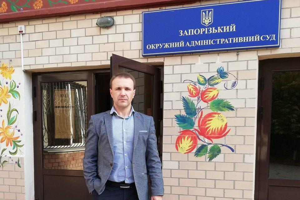 Суд тричі відмовив Валерію Баранову знімати з виборів партію ОПЗЖ у Бердянську