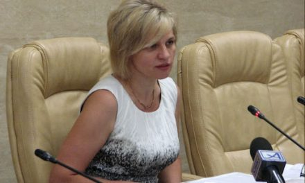 Начальниця департаменту охорони здоров'я запорізької ОДА покинула пост