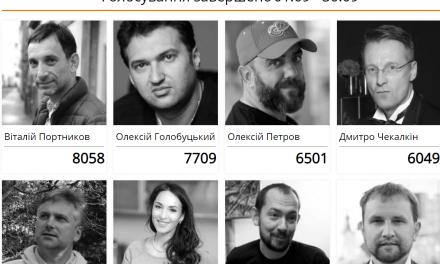 Відомі запоріжці потрапили до списку ТОП-100 блогерів України