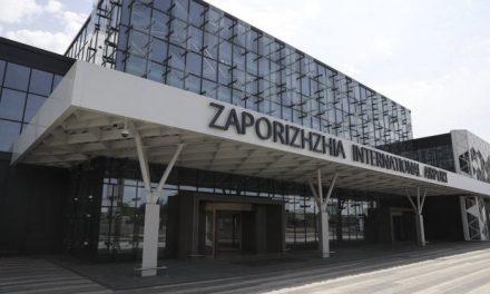 Термінал аеропорту в Запоріжжі хотіли б відкрити в жовтні