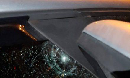 Кілька годин тому в Запоріжжі невідомі обстріляли авто ветерана АТО