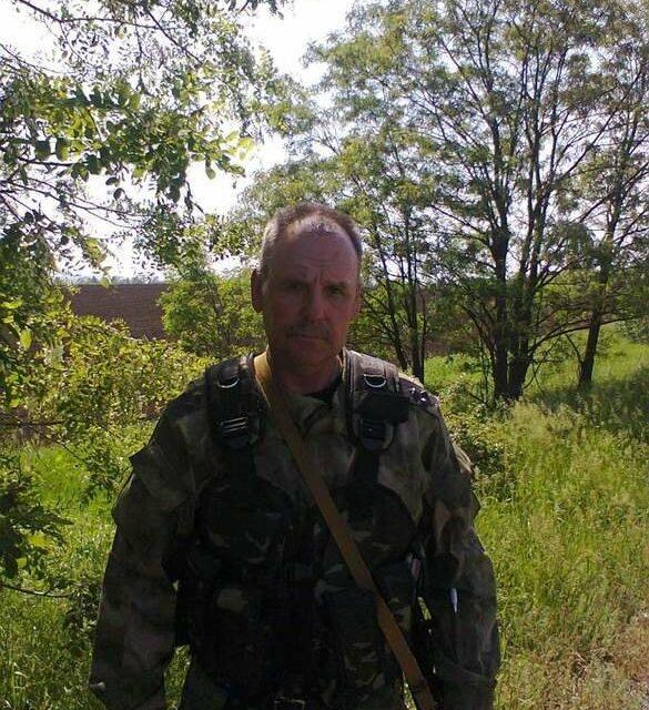 Відомий у Запоріжжі командир Юрій Могілевець вчора помер через COVID-19