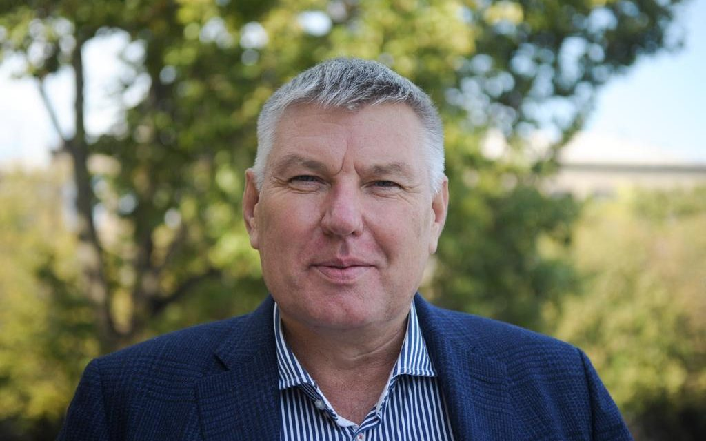 Виктор Хоцкий: Запорожье – не провинция, а инновационный центр Украины