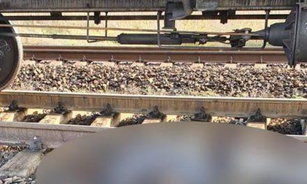 На Запоріжжі поїзд збив людину, чоловік загинув