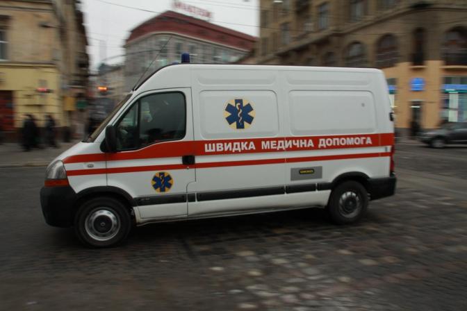 У Запоріжжі п'яний чоловік підрізав свого сина